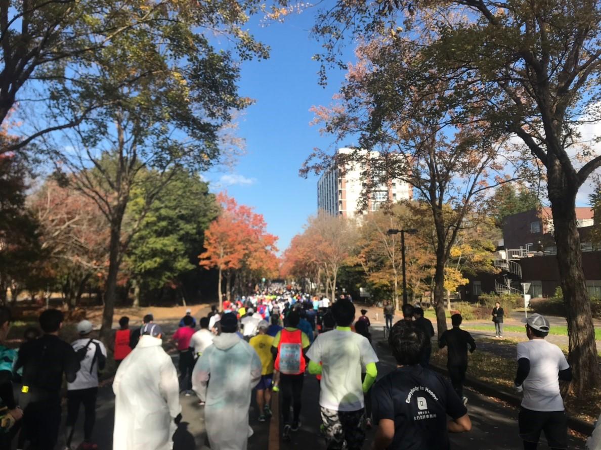 第38回つくばマラソン体験記